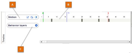 Timeline — NAO Software 1 14 5 documentation