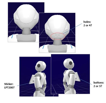 Versions And Body Types Aldebaran 2 5 11 14a Documentation